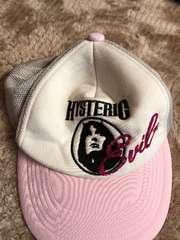 ヒスグラ 帽子