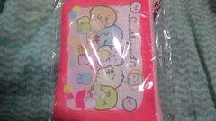 すみっコぐらし【ティッシュポーチ】ピンク