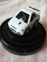 ミニミニチョロQ ワンダ×タカラトミーコレクション歴代GT-R 白1