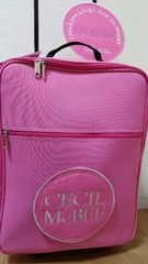 CECIL McBEE 雑貨福袋のキャリーバッグ