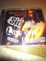 日本盤CD,ライブ!!シド.ヴィシャス(セックスピストルズ)