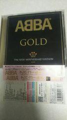 美品 アバ・ゴールド ABBA GOLD best ベスト