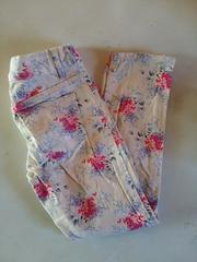 Gapkids 花柄パンツ、6