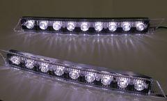 LED デイライト ランプ ディライト DRL ホワイト