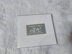 初回限定CD 平松愛理 シングル ベスト 全11曲 '93/4 クロスジャケット