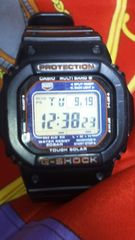 カシオGショックGW-M5610Rタフソーラー電波腕時計5600シリーズスピード後継