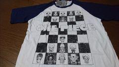 ¥1990新品☆ワンピースラグランTシャツ/M