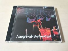 AFRA CD「ALWAYS FRESH RHYTHM ATTACK!!!」ビートボックスアフラ