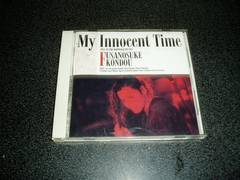 CD「近藤房之助/MY INNOCENT TIME」BBクィーンズ 即決