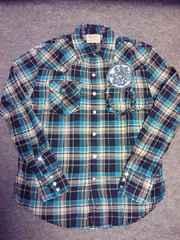 REDWOOD別注†×ラングラーコラボリメイクチェックシャツ†
