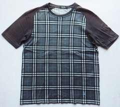 バーバリー ブラックレーベル 三陽商会 正規品 ラグラン Tシャツ