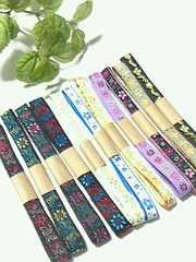 フラワー刺繍チロルテープ・チロリアンテープ(計10種+α)
