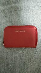 ★付録★JILLSTUART ジルスチュアート レザー調ミニ財布