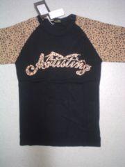 ∞新品激安TRIXYのTシャツ・ラメ入・黒∞