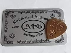 A&GエーアンドジーK18kペンダント金ゴールド16.4gギャランティ