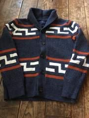 新品 GAP size8 130 ヘンリーネック セーター