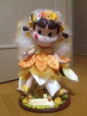 超レア☆限定★陶器製♪ペコちゃん☆FAIRYPEKO☆2006