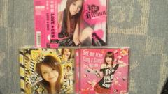 激安!超レア!☆平野綾/マキシングル3枚セット☆初回盤3CD+3DVD☆美品!☆