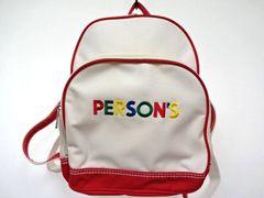 未使用/パーソンズ/PERSON'S/キッズ/リュックサック/バッグ