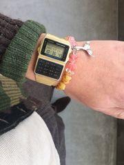 正規品カシオ☆データバンク腕時計☆