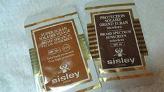 日焼け止め乳液 セット シスレー sisley SPF40 50