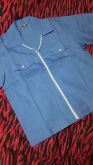 新品 半袖作業服(●^o^●)LL