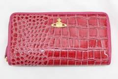 ★ヴィヴィアンウエストウッド CHANCERY 長財布(RED/PK)『5140』★新品本物