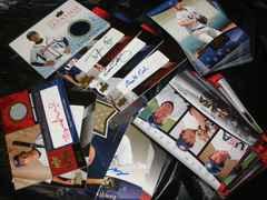 USA2007 ベースボールカードセット 榊原諒パッチカード他