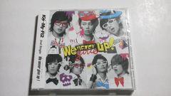 未開封◆Kis-My-Ft2[We never give up!]キスマイショップ限定盤