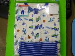 新品未使用 長袖パジャマ 80年中素材