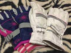 *女児手袋セット*ジュニアM
