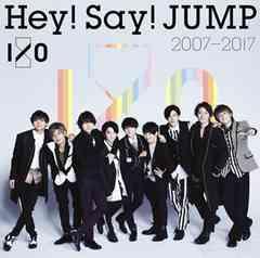 ∴Hey!Say!JUMP【5706 通常盤2CD】 2007-2017 I/O ベスト★新品