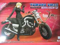 アオシマ 1/12 Fate/Zero No.01 YAMAHA VMAX セイバーパッケージ 新品