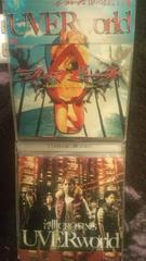 激安!超レア!☆UVERworld/マキシシングル2枚セット!☆初回盤/2CD+2DVD美品