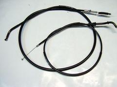 (2017)GPZ400FGPZ400F2用新品30cmロング黒ワイヤーセット