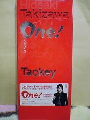 送込初回盤One!-the history of Tackey-