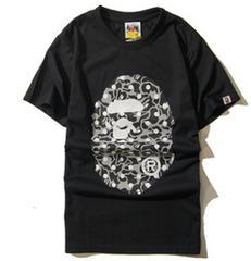 ape 半袖Tシャツ 黒 M エイプbigmonkey a bathing ape