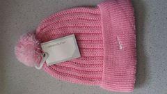 激安65%オフNIKE、ナイキ、ゴルフ、ニット帽(新品タグ、刺繍ロゴ、55〜57)