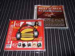 DJ 034 美品MIX CD2枚セット(ANTY the 紅乃壱,EQUAL,RYUZO,MR.OZ