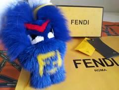 新品FENDI正規非売品モンスターチャーム人気のバグくん
