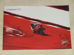 ドゥカティ DUCATI 2015カタログ パニガーレ1299