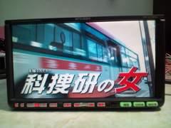三菱 NR-HZ750CD 4×4地デジフルセグDVD/CD再生 CD高速録音 良好!