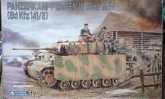 1/35 グンゼ ドイツ軍 �V号戦車M/N型