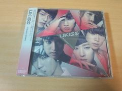 U-KISS CD「A Shared Dream」韓国K-POP●