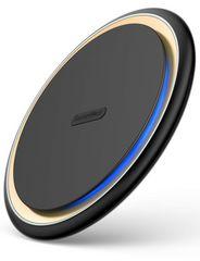 Qiワイヤレス充電器 急速充電 ワイヤレスチャージャー