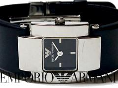美品 1スタ★エンポリオ・アルマーニ 美しいブレスレット腕時計