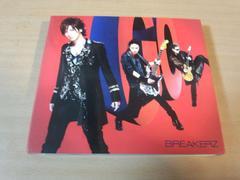 BREAKERZ CD「GO」DVD付初回盤DAIGO●