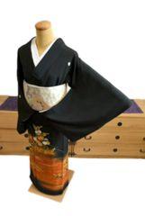 【最高級】 新品同様 京友禅作家【松井青々】 黒留袖 T1546