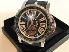 高品質 メンズ 自動巻き 腕時計/RD ラバー/ロジェファン即決