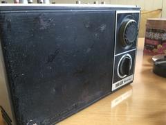 ナショナル ラジオ 2000GX ワールドボーイ